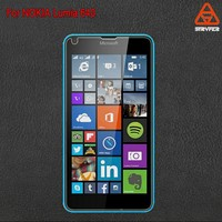 Top glade New model glass screen protector for Nokia Lumia 640, clear tempered glass screen protector for Nokia 640