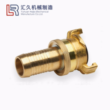 German Type Brass Geka quick coupling water hose Geka coupling