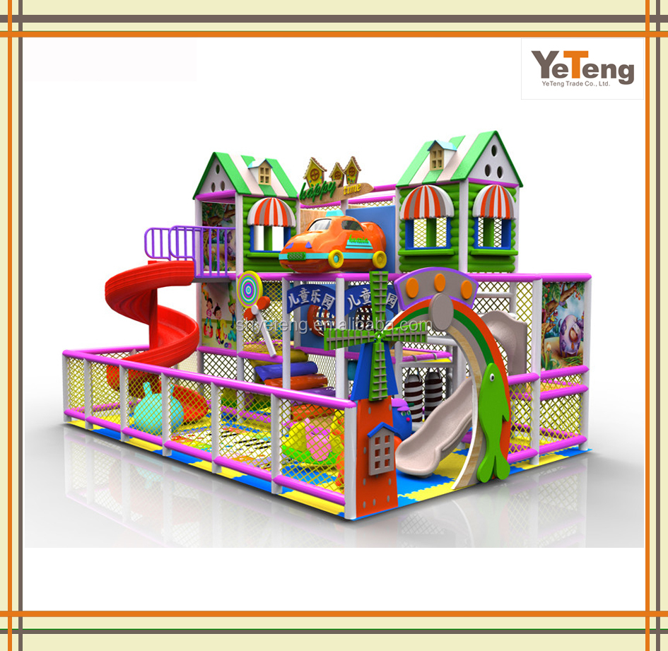 Top Selling popular castle Indoor Playground equipment on sale