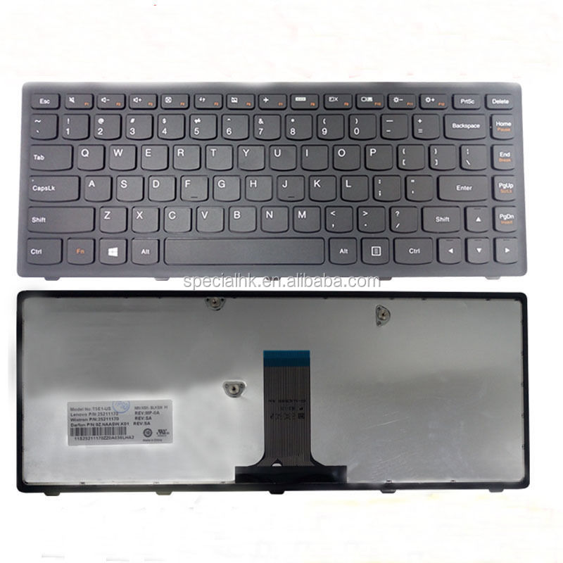 Universal Notebook Teclado SP/LA/US/RU layout For Lenovo G400s Z410 G405s laptop keyboards