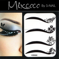 2016 Wholesale Eye tattoo miss rose eyeliner cosmetic made in YIWu