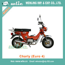 China Made 125cc 4 stroke skymax motorcycle dax bike 5.5l ct70 monkey mini pbr zb50 ksr style Charly 125 (Euro 4)
