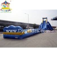 51mLong Giant Inflatable Water Slide