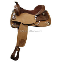 Western Style Double T Premium Training Saddle