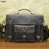 China Supplier Best Sell Retro Leather