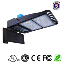 Factory in stock new IP65 150W 200W 300W used parking lot poles LED shoebox light fixtures
