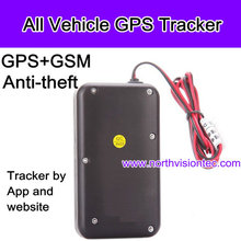 gps car tracker supports any electric vehicle/Auto for long time