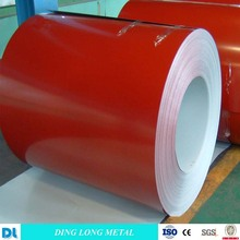color coated PPGL steel coil of construction&real estate