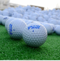 3 Layers Golf Balls With Cheap Facotry Price