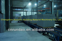 Autoclaved Aerated (AAC) Concrete Block Production Line Machinery