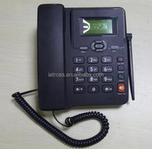 Hot sales wireless telephone GSM desktop phone with 1 sim