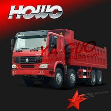 Howo china scania truck tipper