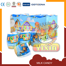 finidat Triangular Milk Tablet Candy