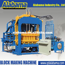 low price/cost engineering construction QT4-15 automatic aac brick production plant