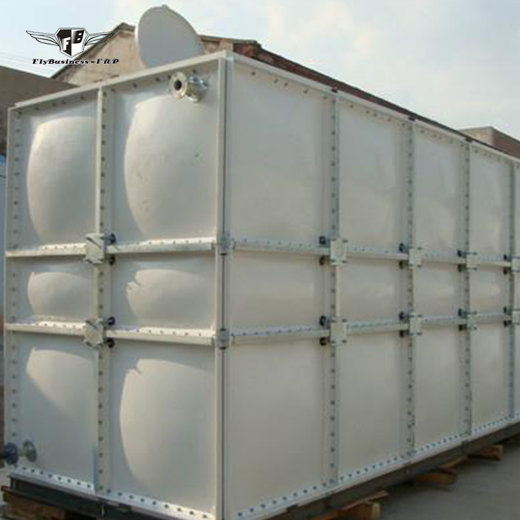 Easy to install pollution free long life high quality fiber water tank