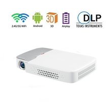 dlp portable mini projector pocket android wifi projector with bluetooth