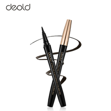 Smooth Waterproof Long-Lasting Black Eyeliner Liquid Eyeliner Pencil