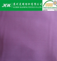 430t nylon polyester oxford grid mixed fabric