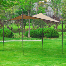 Garden Furniture Wrought Iron Gazebos 3X3M Large Gazebo