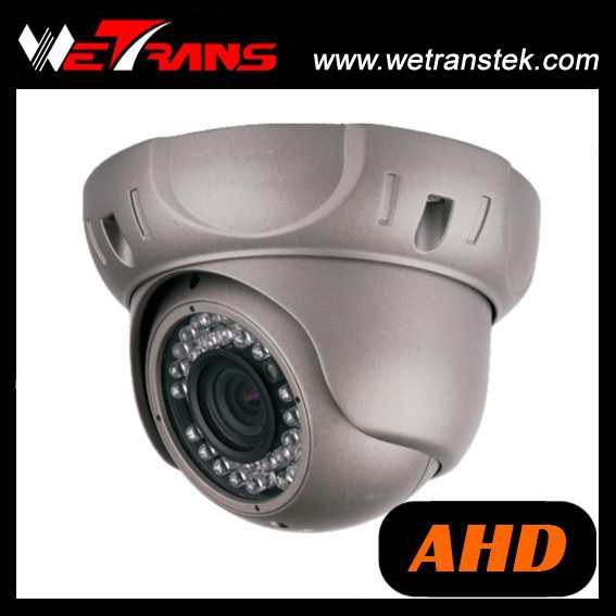 Security Camera 36 LEDs 300-500 Meter Transmission Metal Dome CCTV DVR 720P Video Security Camera AHD 8CH