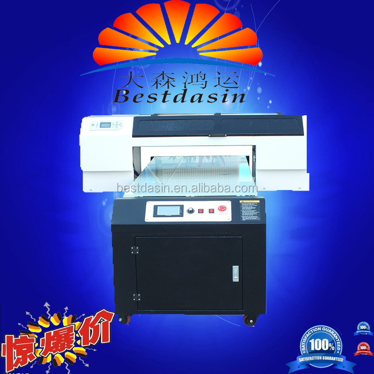 uv flatbed printer heavy duty printing machine heat transfer sticker printing machine