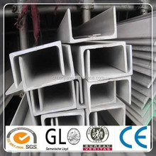hot rolled channel steel with high quality u shape/c shape channel for framing building