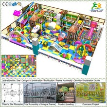Free design CE & GS LLDPE kids indoor soft play with lowes playground equipment swing set