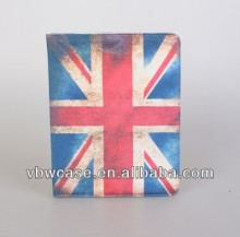 flag case for apple ipad cover, replace for ipad case, for ipad case pu