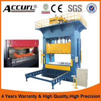 Deep drawing hydraulic press fo200 Ton Hydraulic Deep Drawing Press for Kitchen Sink Mould with ISO Safety Standards
