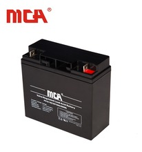 High quality sealed used telecom 12v 18ah dry battery