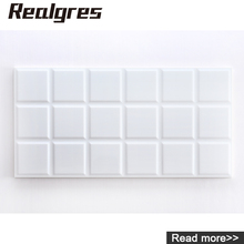 Standard Sizes 3d Bathroom Ceramic Wall Tile Stickers
