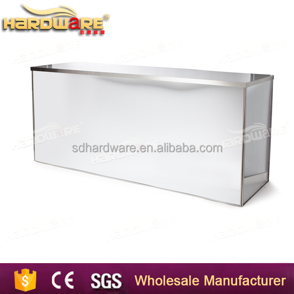 modern design light up bar counters wedding use party led bar table