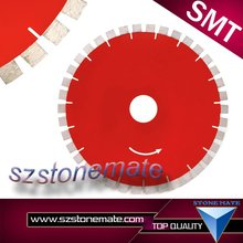 Diamond pile cutting saw blade for ceramic tile