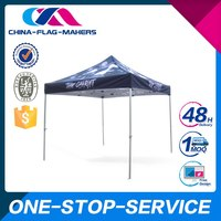 Fashionable Design Oem Service 600D Oxford Free Design Exhibition Trade Tent