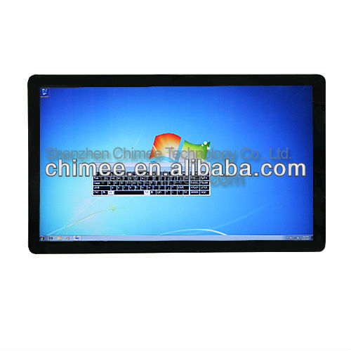 32inch led super general tablet pc wall mounted with mini intel atom pc