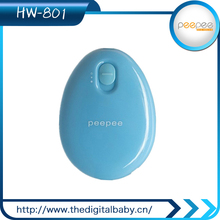 newest super thin 1800mah hand warmer of heaters for honey