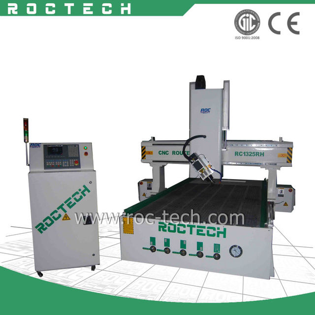 Easy to Operate Woodworking Wood Furniture CNC Router machine RC1325RH