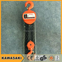 5T kawasaki type chain block