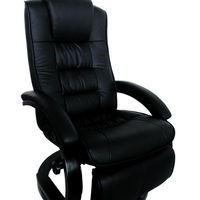 High Quality Leather Reclining Chair Swivel