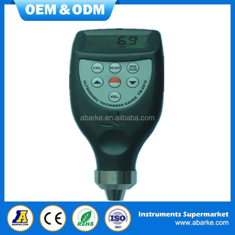TM8816 Portable Ultrasonic Thickness Gauge