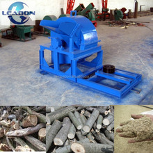 2018 Wholesale CE Wood Logs Tree Branch Coconut Husk Crusher Machine
