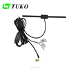 Factory price 12v Digital TV Car FM radio function Power antenna with high gain