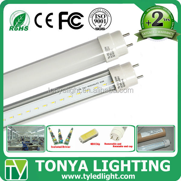 new products to sell smd2835 1200mm t8 led tube red top sex