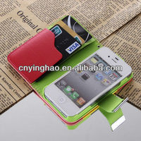 Stowaway Credit Card wallet case for iPhone 4 4s