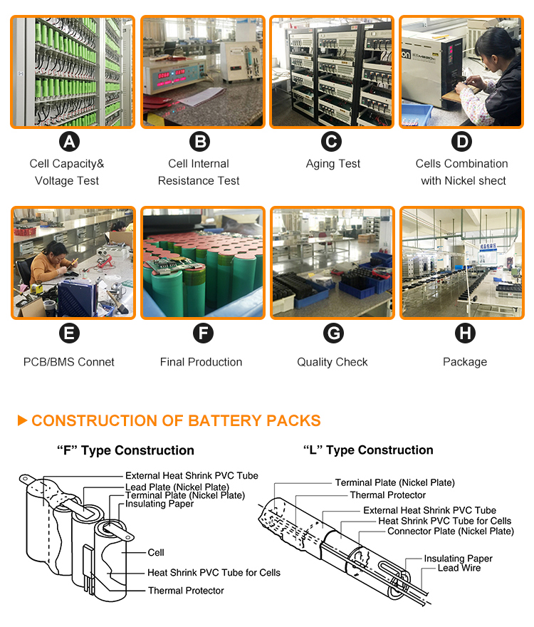 High capacity li-ion 12v 10ah deep cycle solar battery with long service life