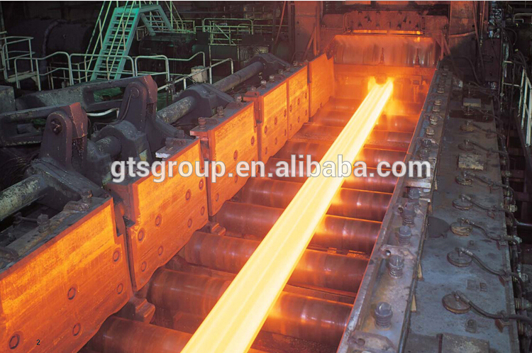width 600mm thickness 7.5mm in a length between 7 - 9 m steel sheet pile