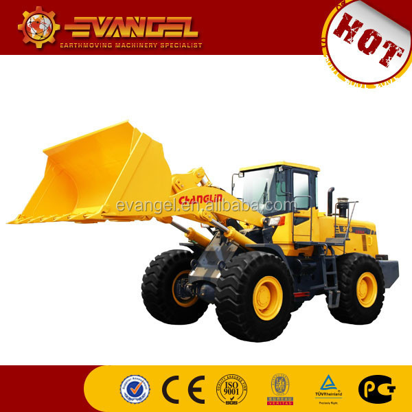 chagnlin 936 weifang wheel loader snow plow for wheel loader