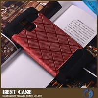 hybird combo hard back cover case for samsung galaxy note 4 slim armor