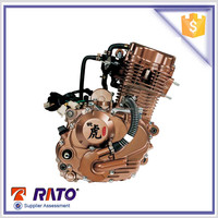 High Quality Singel Cylinder Motorcycle 200CC Engine for Sale