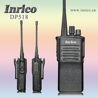 High efficient FM Modulation dpmr Two Way Radio DP518